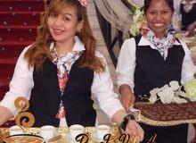 قهوجيات صبابات قهوة قهوجية الدمام الخبر الجبيل 0580166110 مباشرات قهوة تاجير كوش