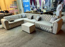 A brand new 7 seater sofa