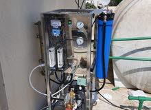 اجهزة تحليه مياه الرج ملوحه 3000 الي 7000