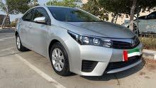 Toyota Corolla 2015 GCC