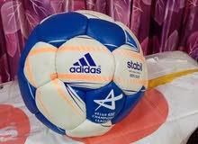 كرة قدم وكرة يد وكرة سلة