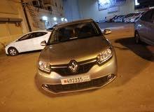 سيارة رينولت 2016 للبيع مالك اول بدون حوادث  Renault car for Sale first owner