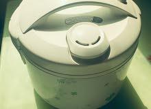 جهاز طهي الارز الكهربائي مستعمل للبيع ب 10