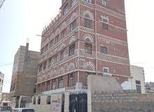 للبيع منزل في صنعاء 5دور 5لبن في حي الجراف