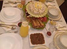 جميع أنواع الأكل التونسي