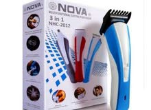machine a raser rechargeable NOVA 3en1