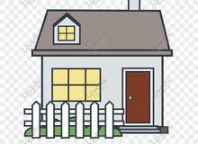 بيت طابق واحد في الجبيله لليجار ارضي