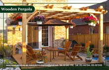 Wooden Pergola Suppliers in Khalifa City  Lighting Pergola in Abu Dhabi  Pergola Main Contractor