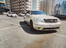 lexusls430 2001 clean title japan import good price