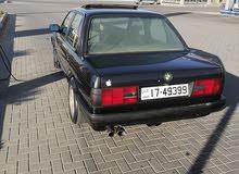 بوز نمر BMW E30 للبيع أو للبدل على سياره عائليه