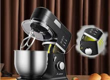 Stand Mixer, 800W Electric Kitchen Food Mixer