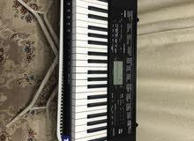 بيانو كاسيو 61 مفتاح للبيع قابل للتفاوض بالمعقول