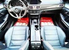 Mercedes AMG E63 2016 model
