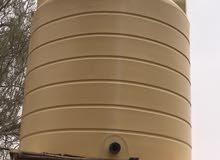 خزانات ماء فايبر جلاس