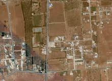 هكتار للبيع الموقع بوهادي شارع بوابة الصاروخ الضبعي