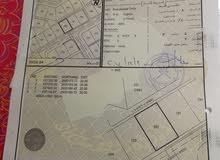 ارض سكنية بفلج الشام الاولى قريب المنتزة