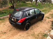 Gasoline Fuel/Power   Nissan Tiida 2007