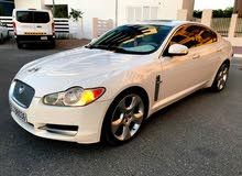 2009 Jaguar XF SV8 Supercharged with Beige Interior