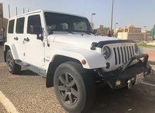 For sale 2015 White Wrangler