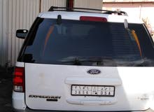 Automatic White Ford 2004 for sale