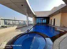 SEEF - LUXURY 1 BEDROOM #FULLY FURNISHED APARTMENT INCLUSIVE EWA