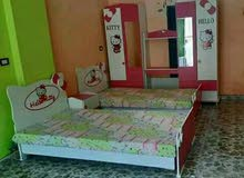 غرف نوم اطفال وغرف جلوس