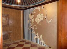 ابوالعز للدهانات وتركيب ورق الحائط والرسم على الجدران