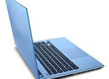 لابتوب Acer ازرق