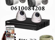 Vente et installation des caméra de surveillance