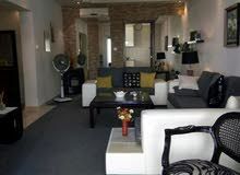 شقة سوبر ديلوكس مساحة 135 م² - في منطقة بين السابع و الثامن للايجار