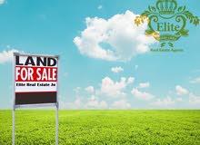 قطعة ارض تجاري للبيع في الاردن - عمان - الدوار السابع بمساحة 834م
