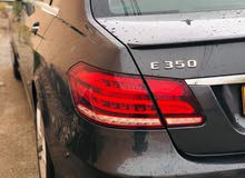 E350للبيع او البدل مرسيدس