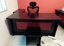 Directly from the owner Office Furniture Used for sale
