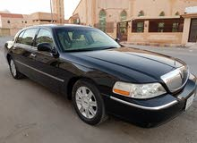 Gasoline Fuel/Power   Lincoln Town Car 2009