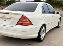 Used condition Mercedes Benz C 230 2007 with 140,000 - 149,999 km mileage