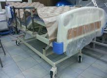 سرير طبي كهربائي جميع الحركات للايجار بالاضافه  لمولدات الاوكسجين