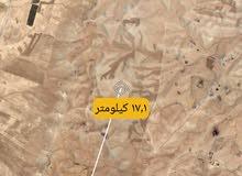 ارض في جنوب عمان تبعد عن طريق الحزام الدائري