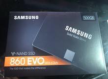 هارد دسك SAMSUNG SSD 500gb