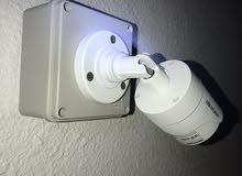 تركيب كاميرات المراقبة للمنازل والمحلات