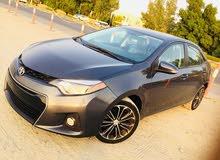 Toyota Corolla 2016 Sports Orignal