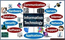 مهندس تكنلوجيا و معلومات
