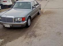 1 - 9,999 km Mercedes Benz 300 SE 1990 for sale