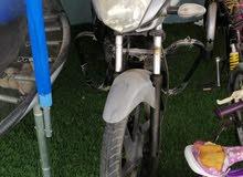 دراجه هوندا نظيف وشغال 150سي سي