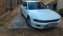 Used condition Mitsubishi Galant 1997 with +200,000 km mileage