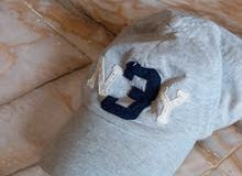 طقية قبعة نيويورك اللون رصاصي السعر 10