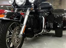 Buy a New Harley Davidson motorbike made in 2011