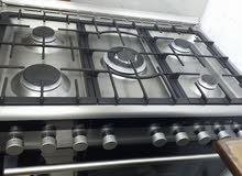 Siemens Italian Brands Full Gas Cooker 5 burner 90cm