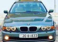 بي إم دبليو BMW 2002 530I فحص كامل// فل الفل الفل إضافات // لون بترولي مميزة جدا