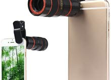 عدسه زووم تليسكوب لكاميرا للموبايل