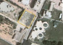 قطعه ارض للبيع فى بوابه جبس شارع DHL مساحتها 1110متر